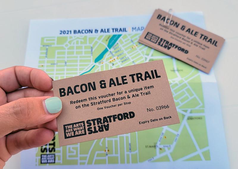 Stratford Ontario: Bacon & Ale Trail