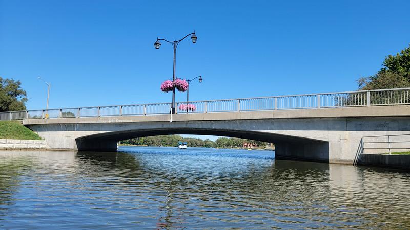 Avon River in Stratford Ontario