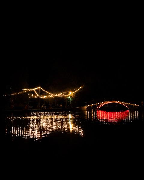 Lights on Stratford