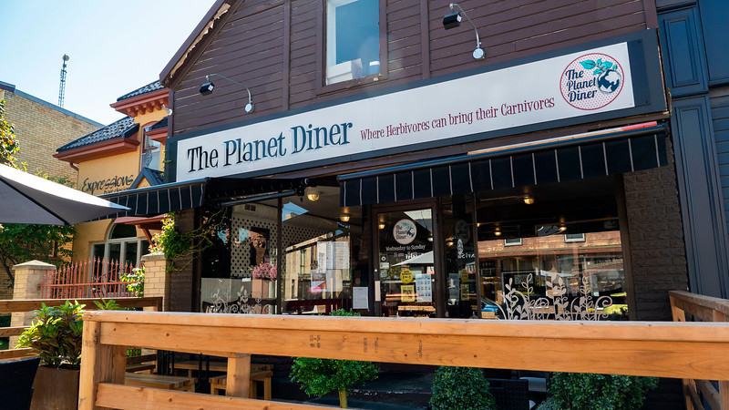 The Planet Diner