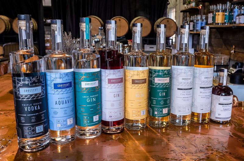 Crosscut Distillery