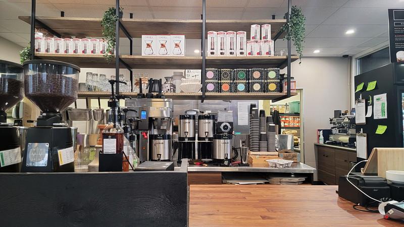 Société de café Salut
