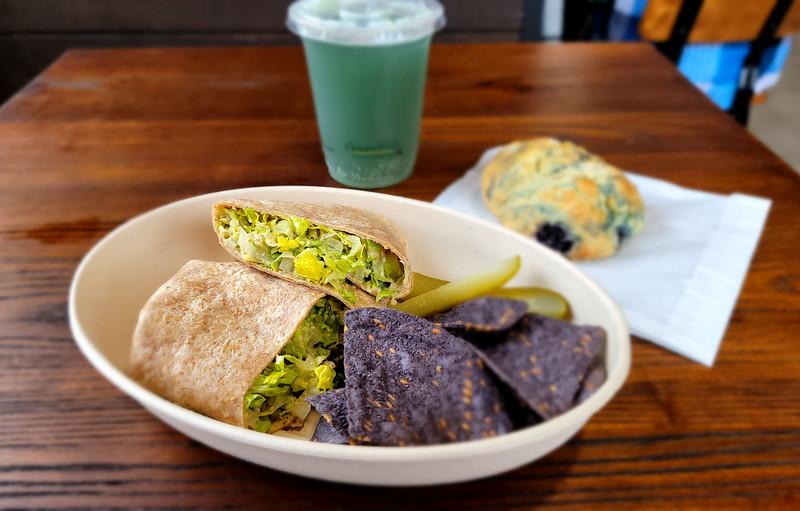 Green Leaf Cafe at Ezentials Wellness Escape
