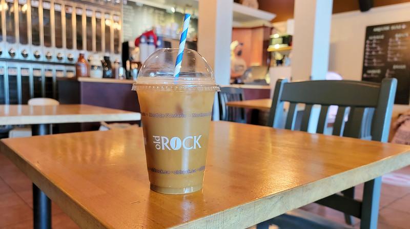 Old Rock Coffee Sudbury