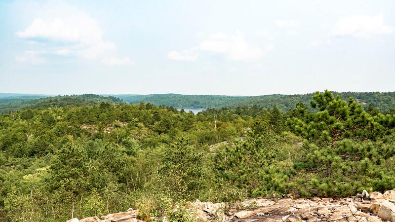 Sudbury Hiking trails: Kivi Park