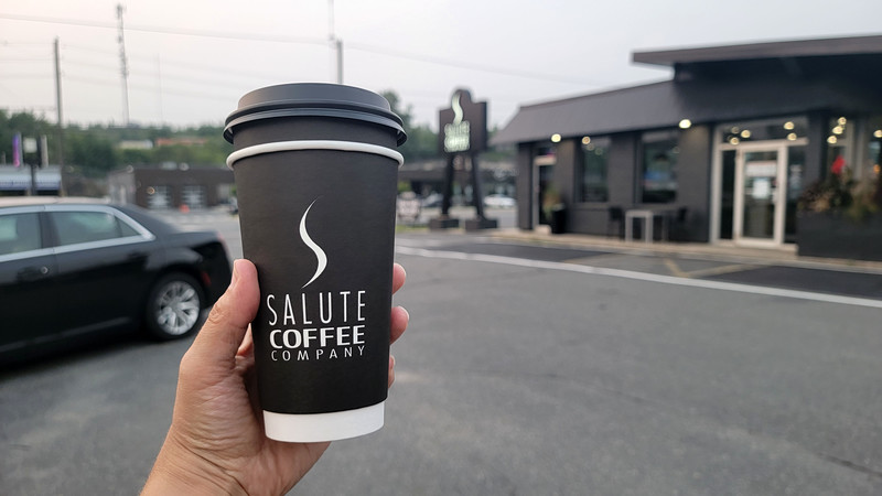 Salute Coffee Company