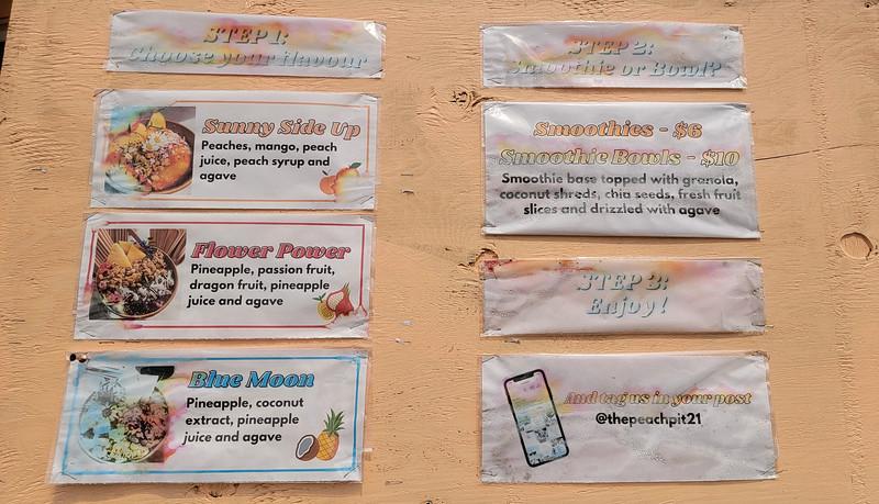 Le Peach Pit - Végétalien Sudbury