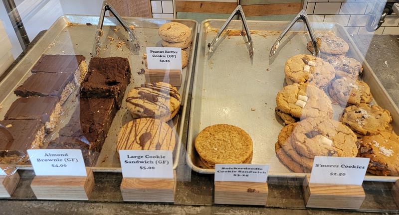 Café végétalien de Sudbury: café-bar et boulangerie Beards