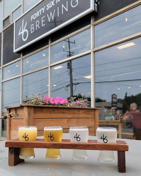 46 North Brewing