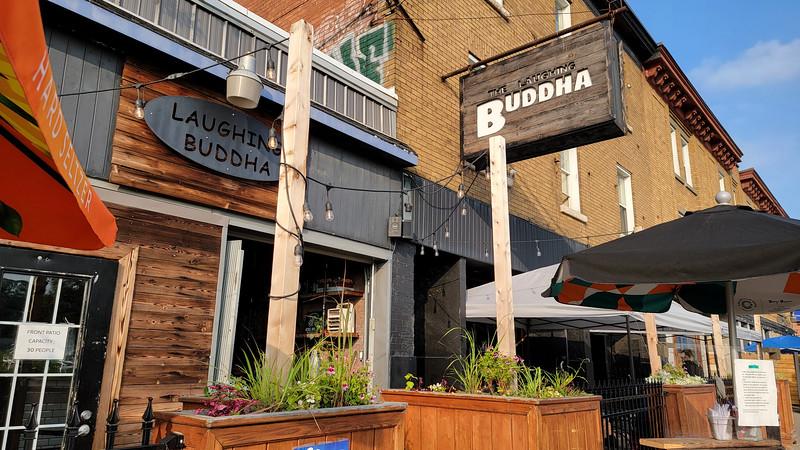 Bouddha rieur de Sudbury