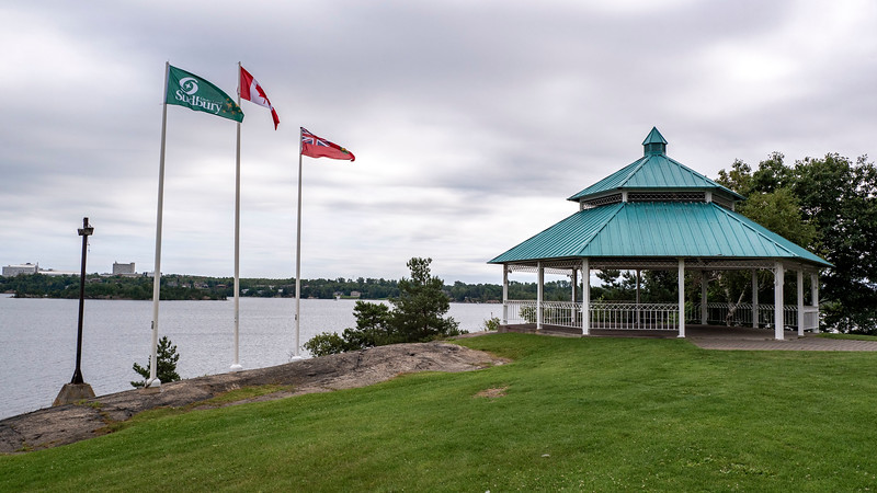 Bell Park and Ramsey Lake