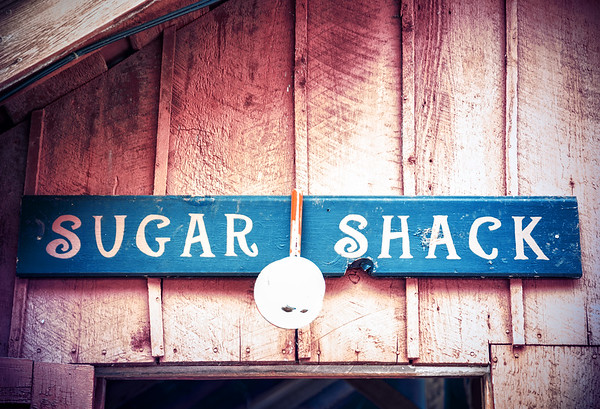 Sugar Shack Sign
