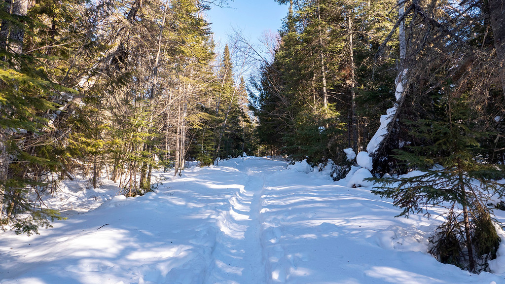 Things to do in Thunder Bay in winter: Go hiking at Sleeping Giant Provincial Park
