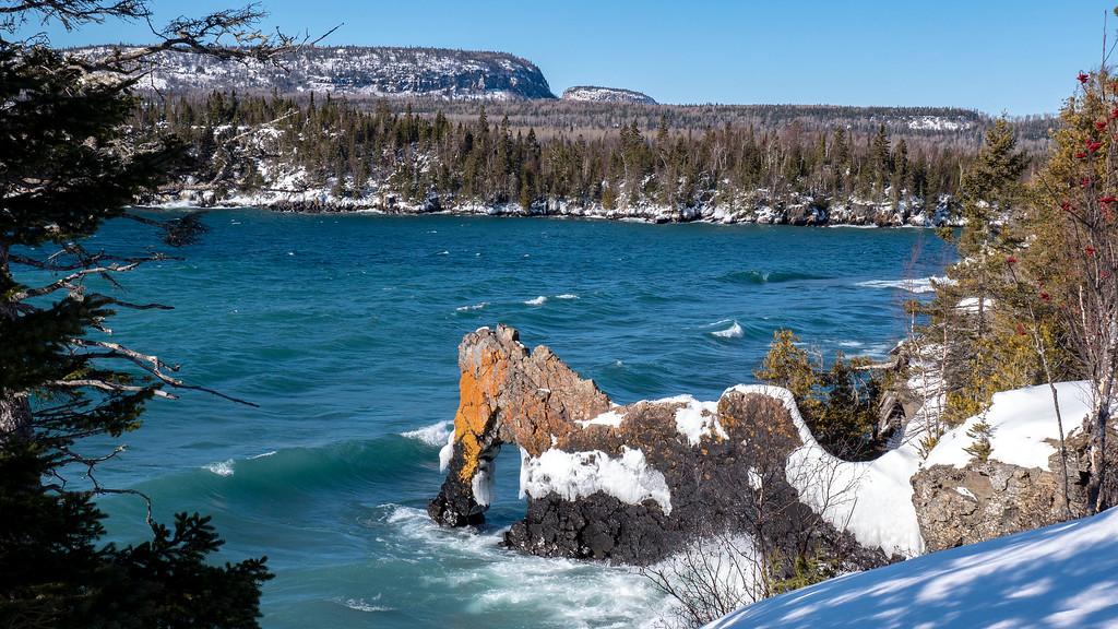 Winter Hikes in Ontario: Sleeping Giant Provincial Park