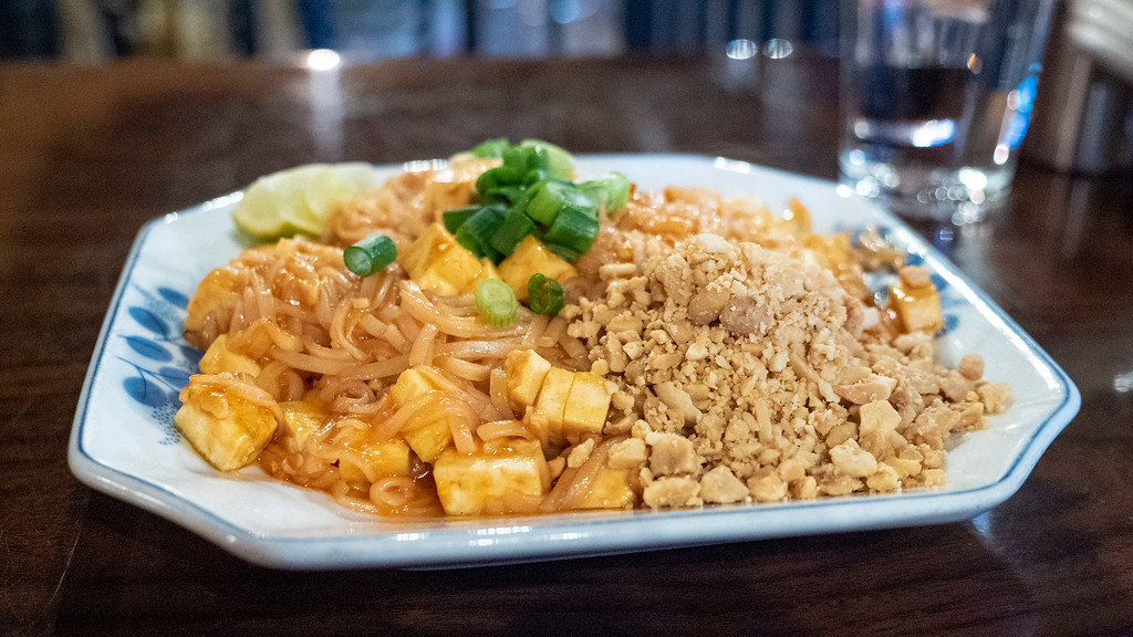 Thai Kitchen in Thunder Bay Ontario - Pad Thai