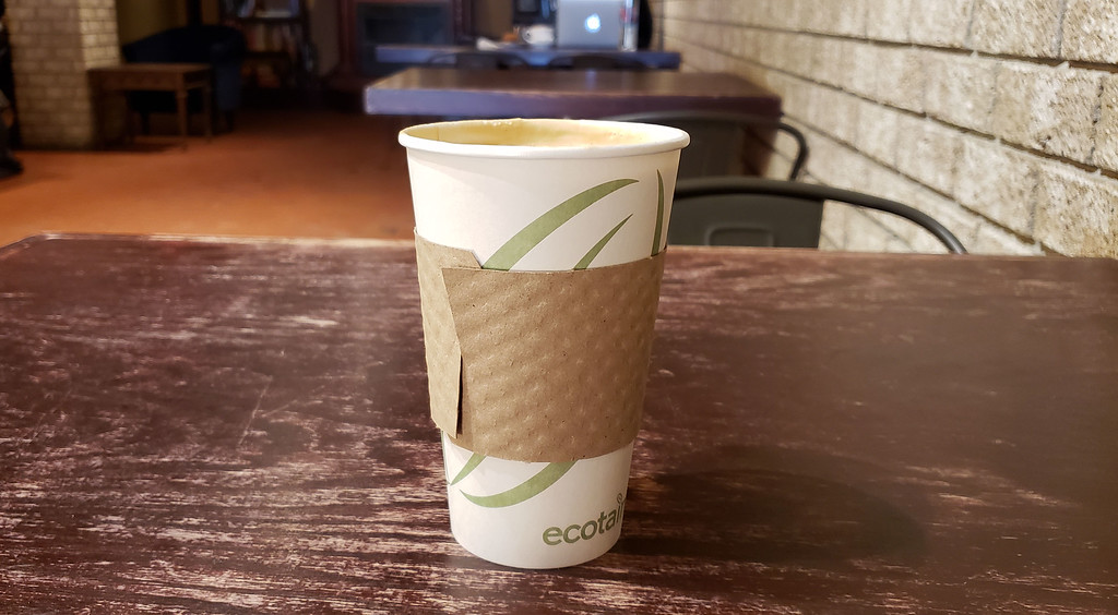 Calico Coffee House in Thunder Bay Ontario