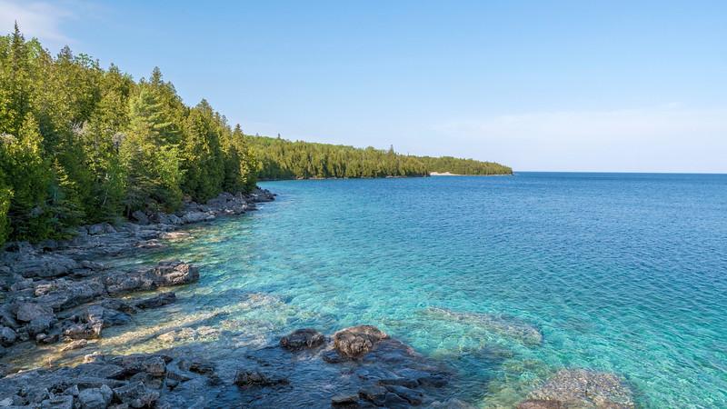 Tobermory Ontario - Best road trips in Ontario