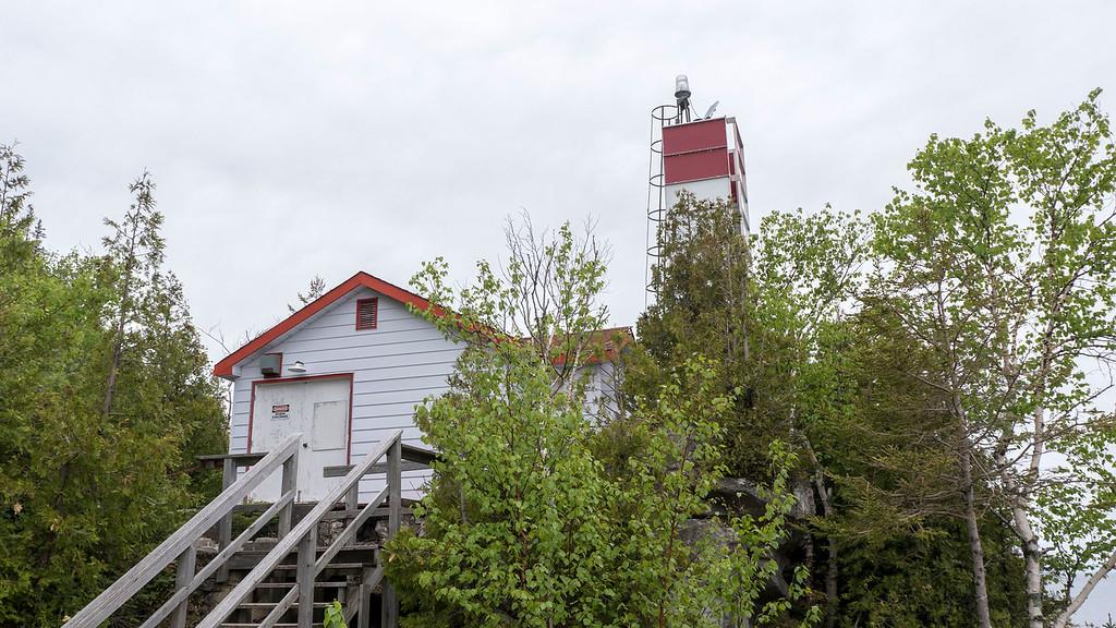 Flowerpot Island Light Station