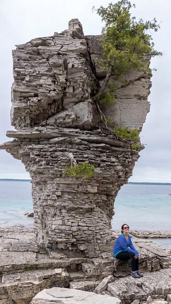 Flowerpot Island Tobermory