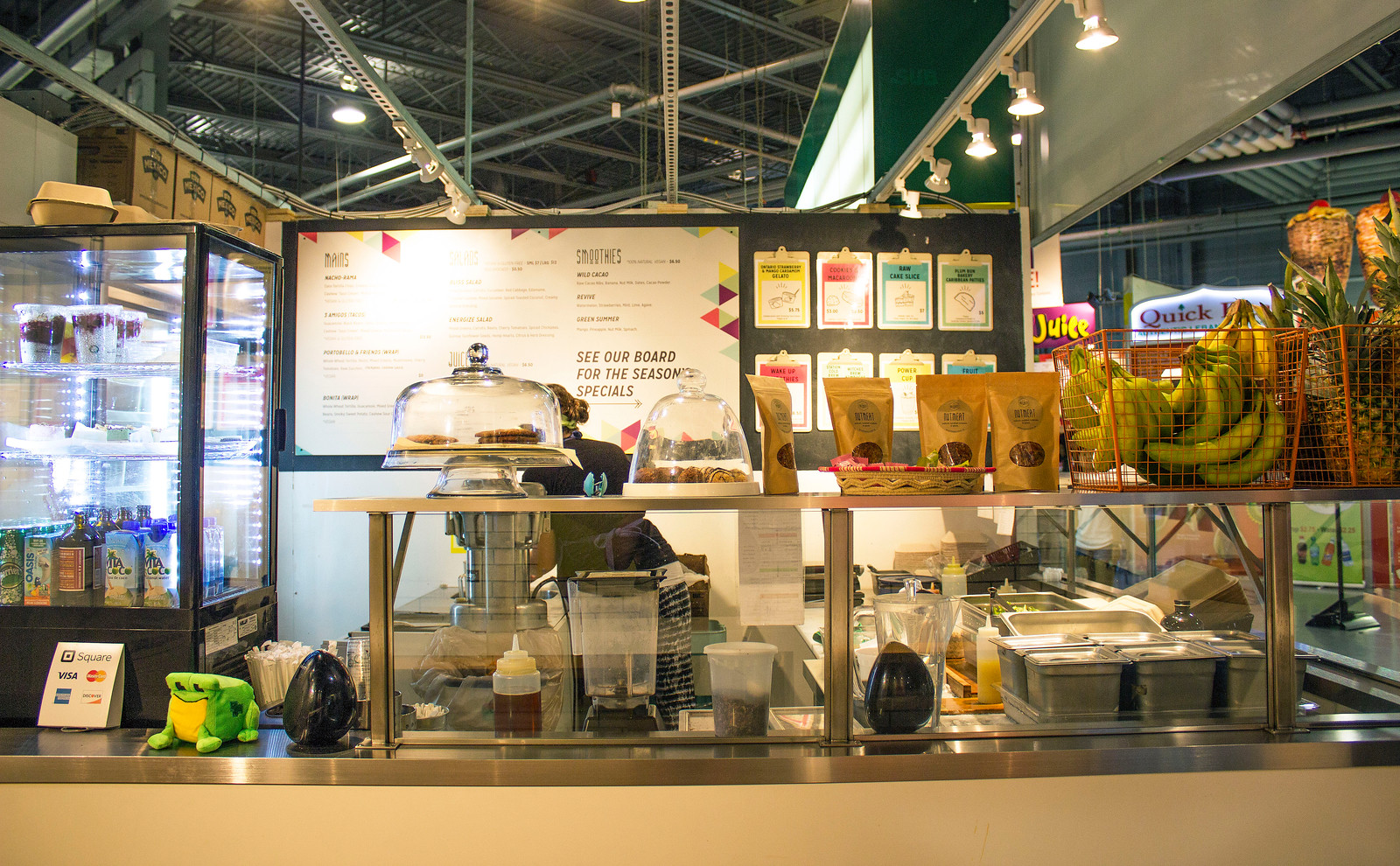 Vegan Food Options at the CNE Toronto