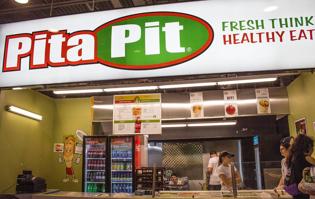 Pita Pit - Vegan at the CNE