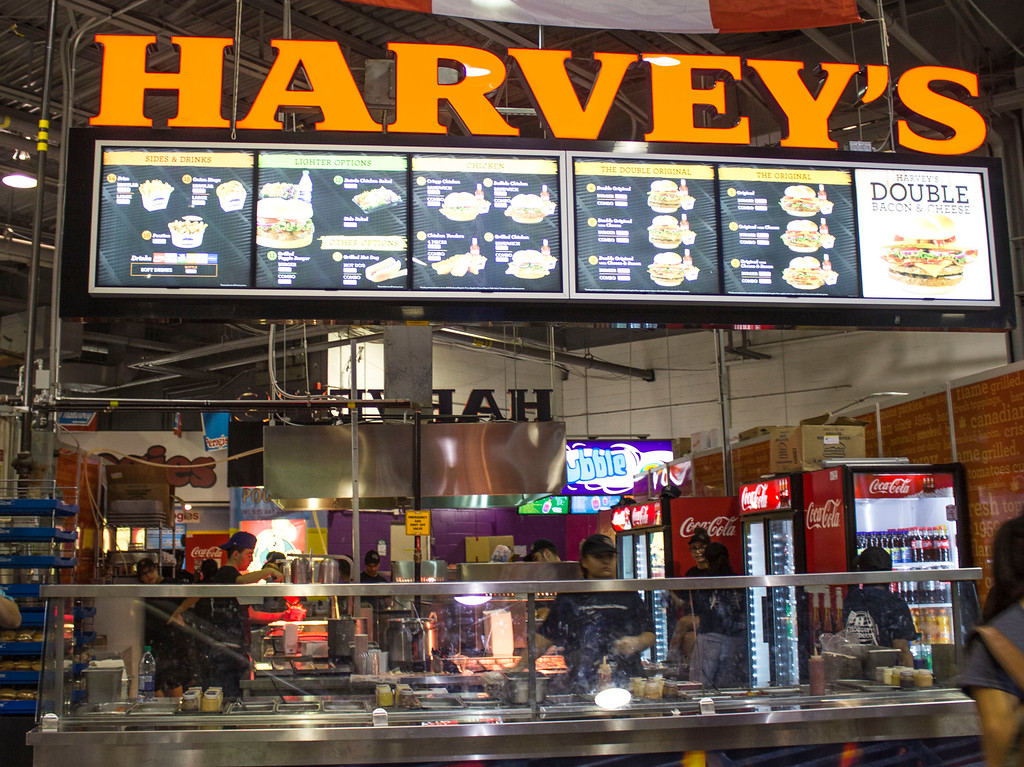 Harvey's - CNE Vegan Food