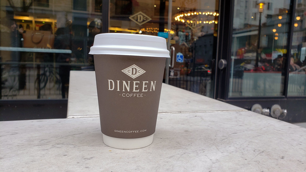 Dineen Coffee Toronto