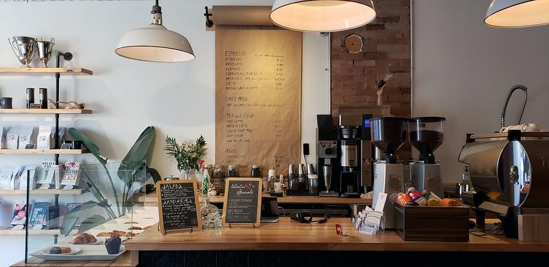 The Good Neighbour Espresso Bar Toronto