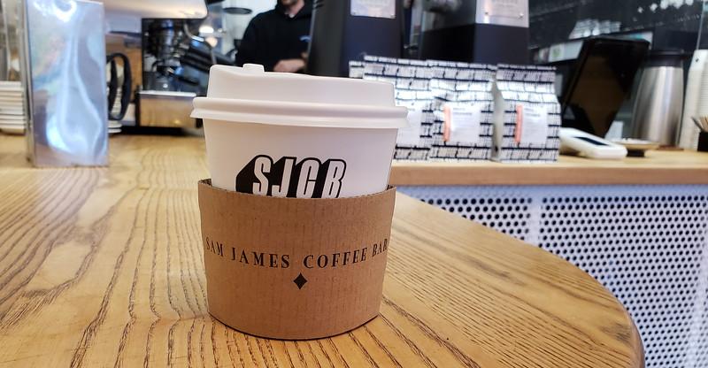 Sam  James Coffee Bar  - Best coffee shops in Toronto