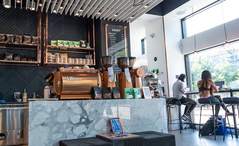 Sorry Coffee Co - Best coffee shops in Toronto