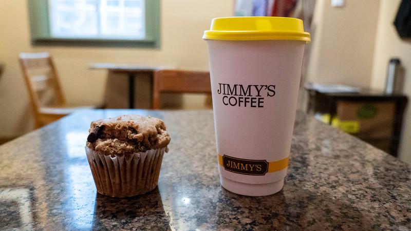 Jimmy's Coffee in Toronto