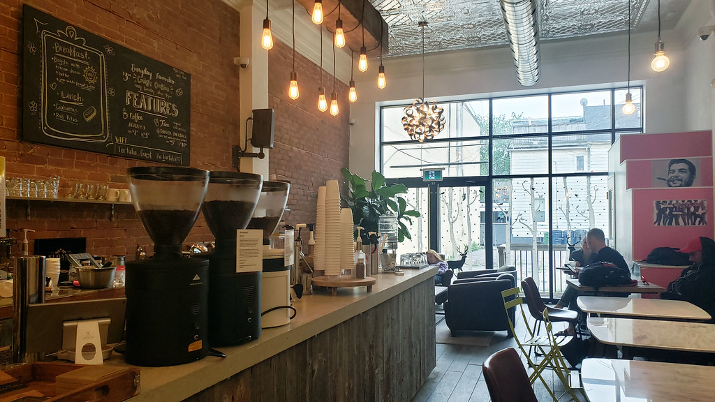 Tertulia Espresso Bar - Best coffee shops in Toronto