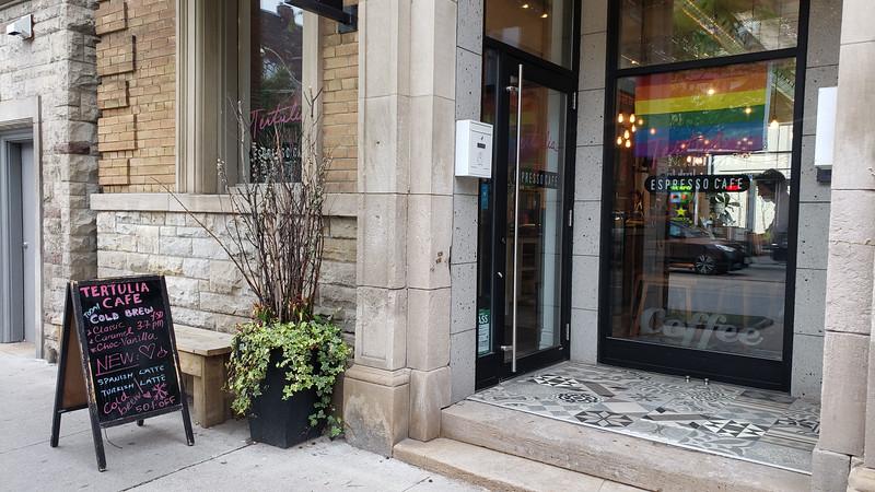 Tertulia Espresso Bar - Best coffee shops in Toronto