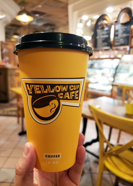 Yellow Cup Cafe Etobicoke