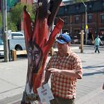 A Tour of Toronto's Graffiti Alley