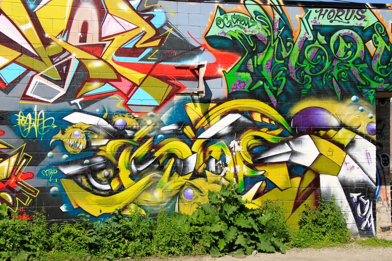 Toronto's Graffiti