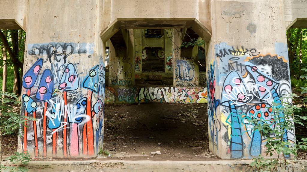 David Balfour Park Trail Toronto