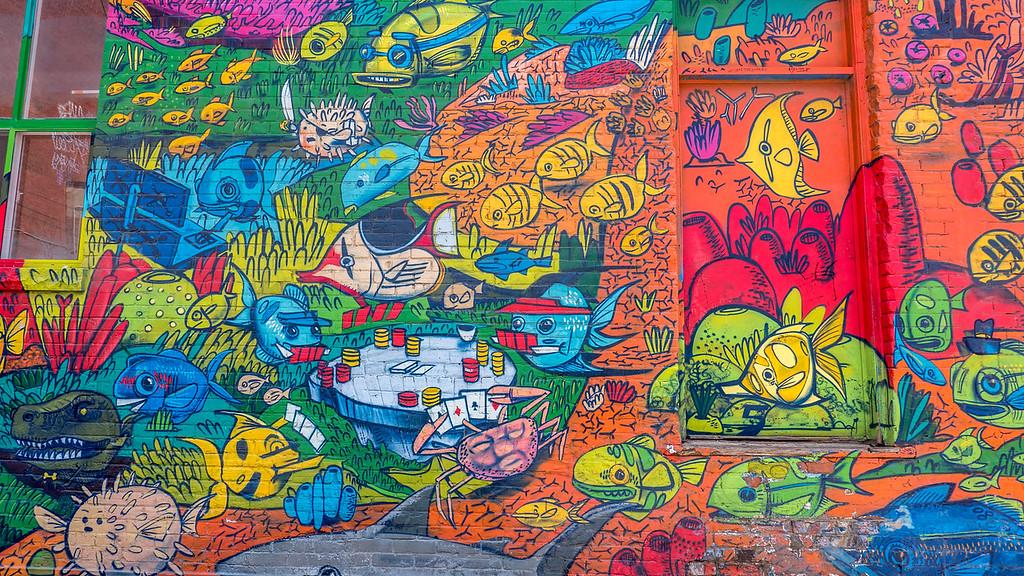 Toronto Street Art - Graffiti Toronto