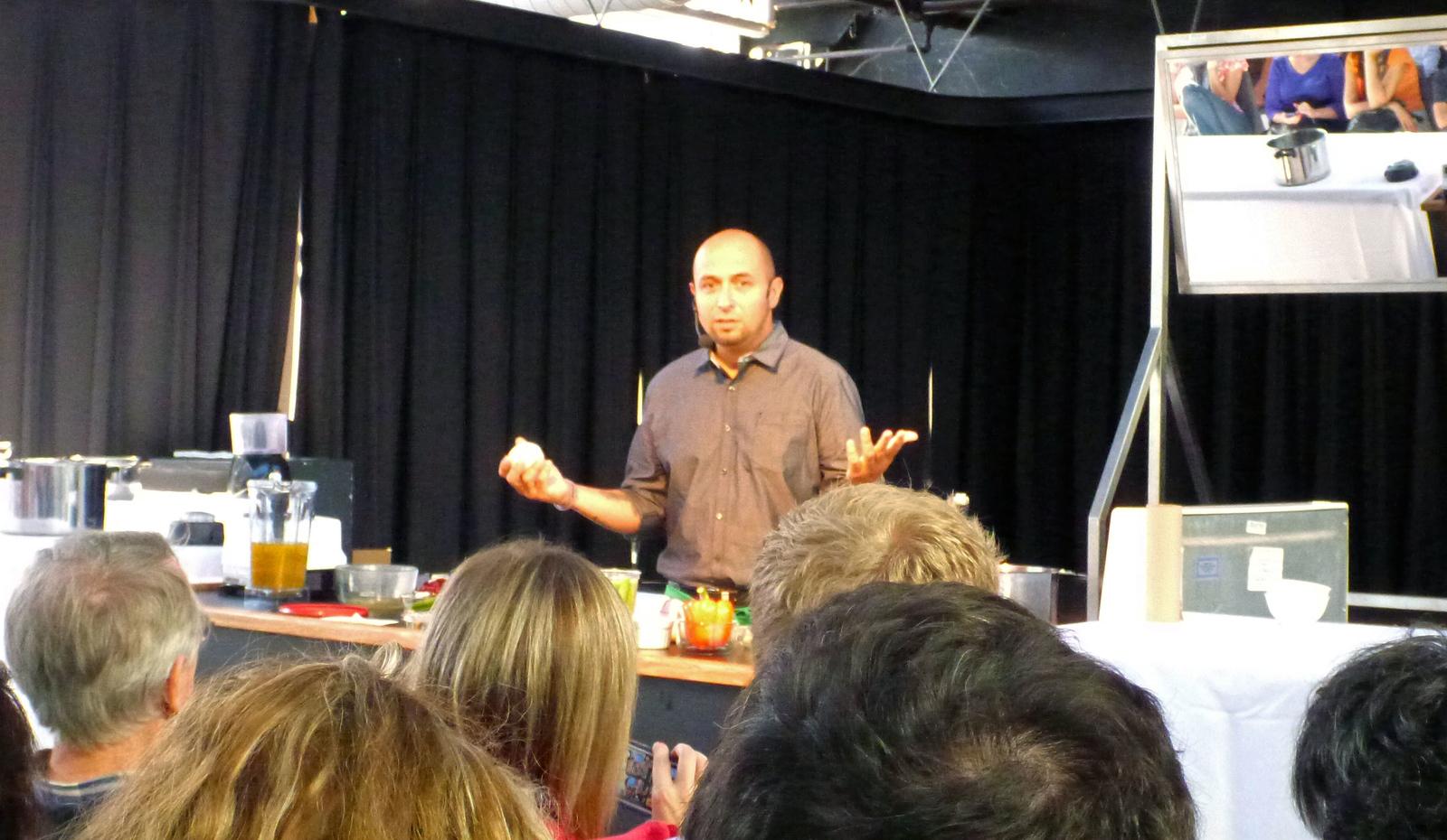 Toronto Vegetarian Food Festival 2013