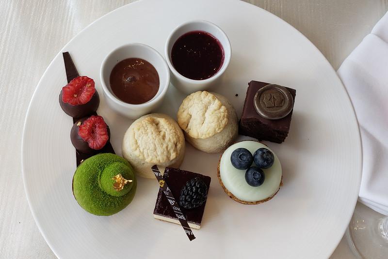 Shangri-La Hotel (Vegan Afternoon Tea)