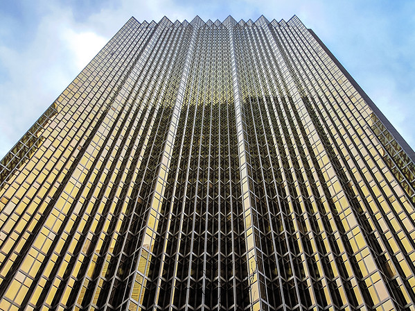 Royal Bank Plaza in downtown Toronto