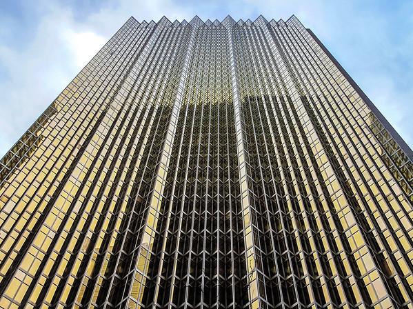 Royal Bank Plaza in downtown Toronto