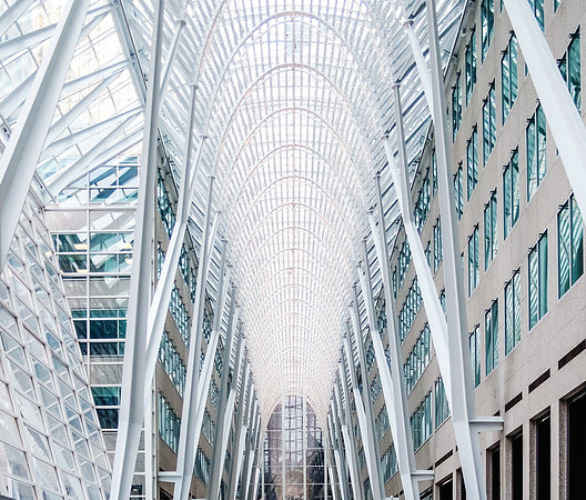 Brookfield Place in Toronto's Financial District.