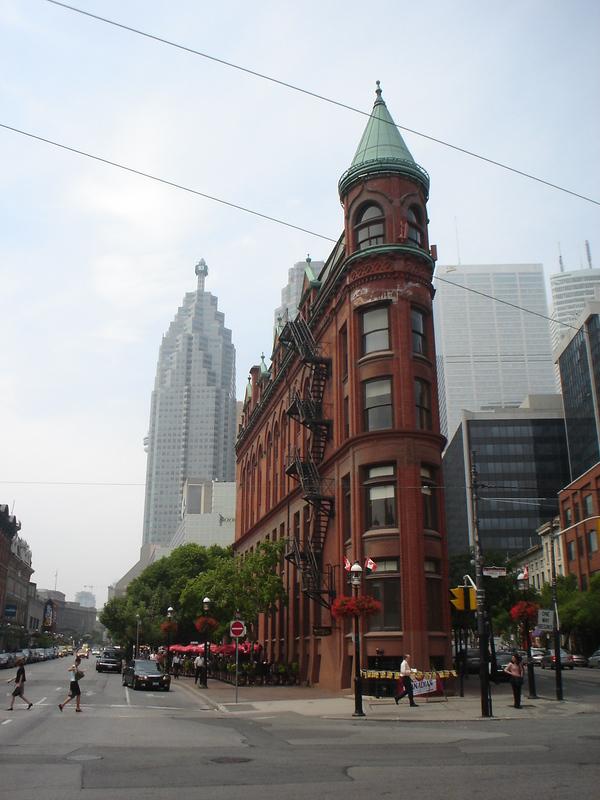 Flatiron Building, Toronto - Canada