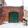 Winter in Toronto's Distillery District