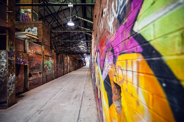 The Don Valley Brick Works in Toronto