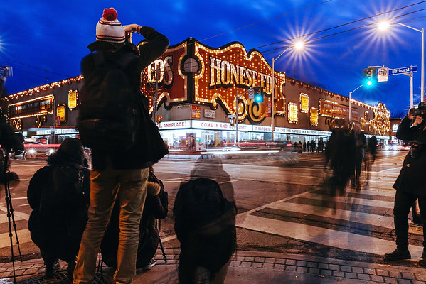 Honest Ed's, a Toronto iconic location is closing its doors on December 31, 2016.