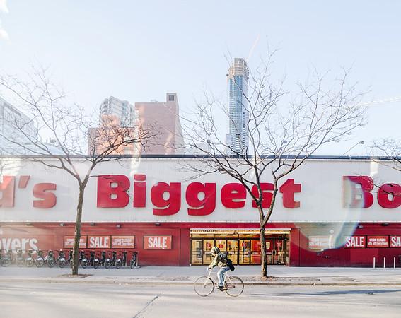 The World's Biggest Bookstore in Toronto