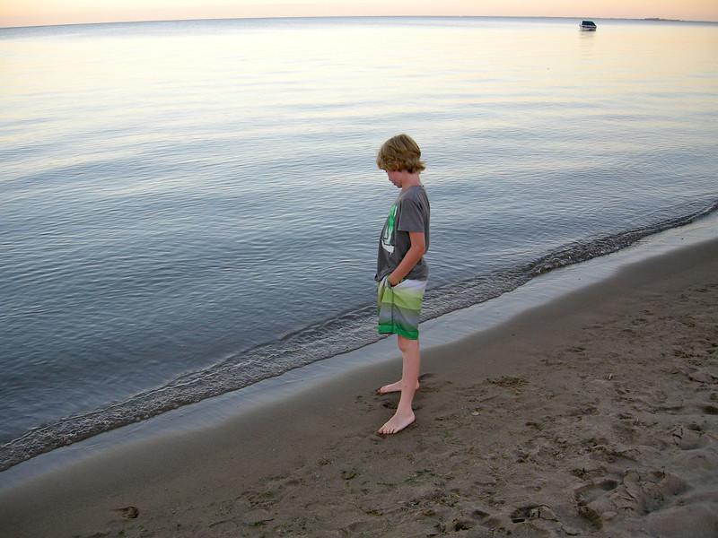 Jack Reflecting