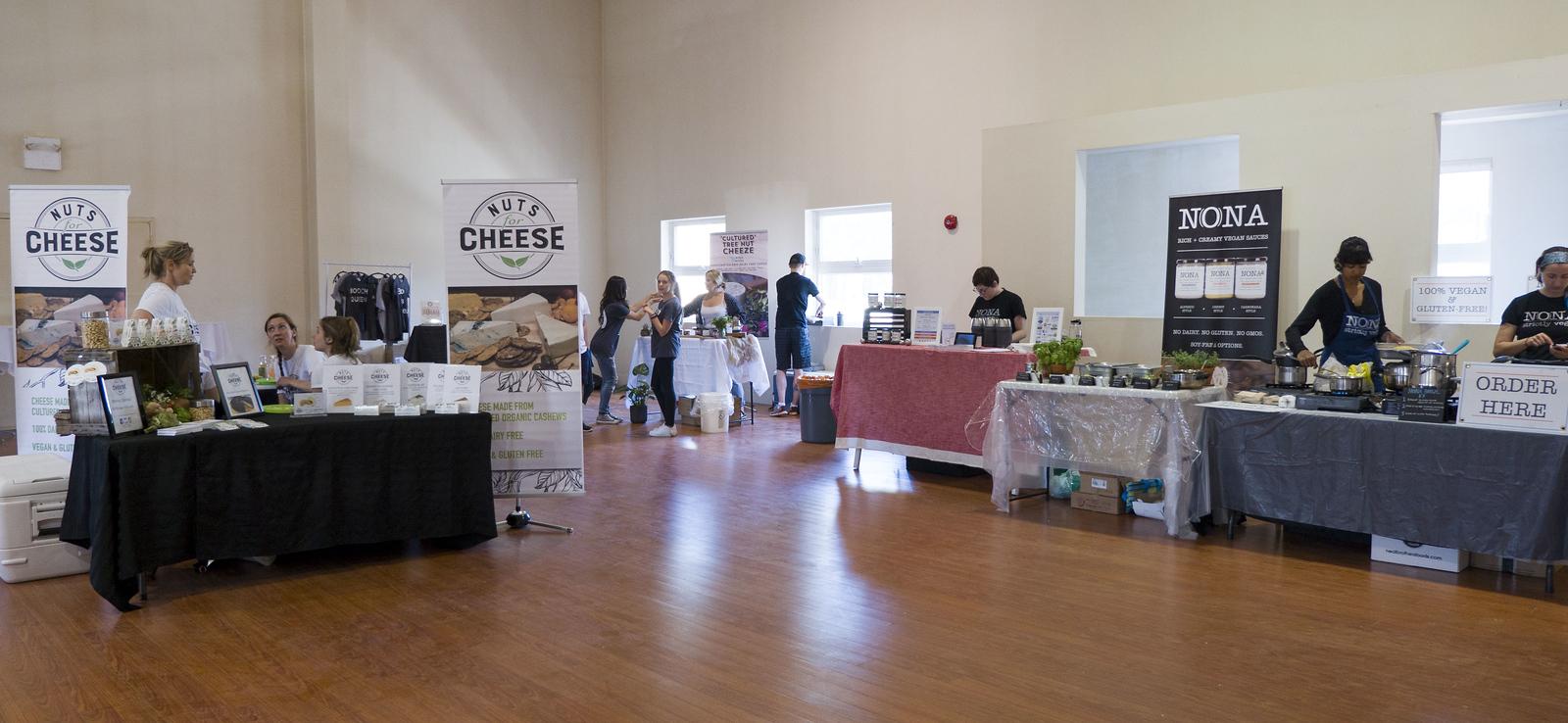 Vegan Wine and Cheese Fest Toronto 2017